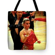 Dance Contest Nr 04 Tote Bag