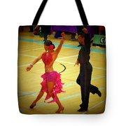 Dance Contest Nr 06 Tote Bag
