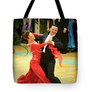 Dance Contest Nr 09 Tote Bag