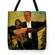 Dance Contest Nr 10 Tote Bag