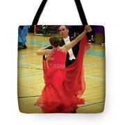 Dance Contest Nr 11 Tote Bag