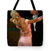 Dance Contest Nr 12 Tote Bag
