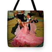 Dance Contest Nr 13 Tote Bag