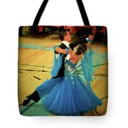 Dance Contest Nr 14 Tote Bag