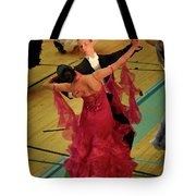 Dance Contest Nr 15 Tote Bag