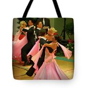 Dance Contest Nr 16 Tote Bag