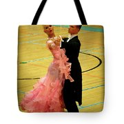 Dance Contest Nr 17 Tote Bag
