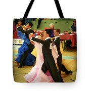 Dance Contest Nr 18 Tote Bag