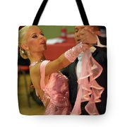 Dance Contest Nr 19 Tote Bag