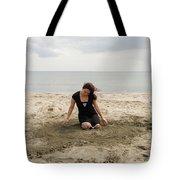Dance Digital Tote Bag
