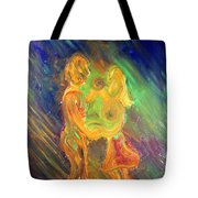 Dance For Two Tote Bag