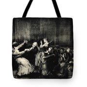 Dance In A Madhouse Tote Bag