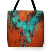 Dance In The Abyss Tote Bag