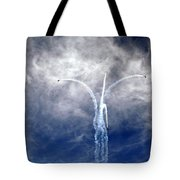 Dance In The Clouds Tote Bag