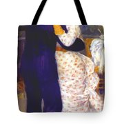 Dance In The Country 1883 1 Tote Bag