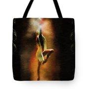 Dance Macabre Tote Bag