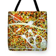 Dance Machine Tote Bag
