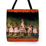 Dance Of La Ninos Tote Bag