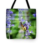 Dance Of The Bubblebee Tote Bag