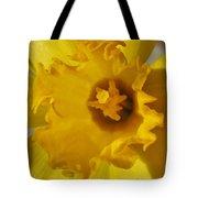 Dance Of The Daffodil Tote Bag