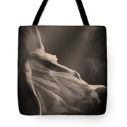 Dance Of The Ghost Tote Bag