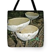 Dance Of The Mushrooms Tote Bag