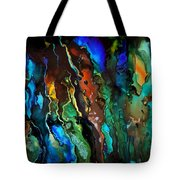 Dance Of The Seahorse  Tote Bag