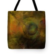 Dance Of The Spheres  Tote Bag
