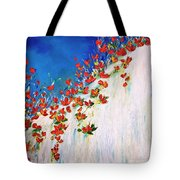 Dance Of The Spring Tote Bag