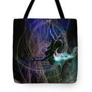 Dance Of The Universe Tote Bag