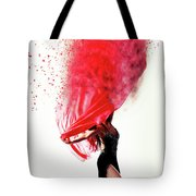 Dance Of The Viel Tote Bag