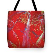 Dance Step Tote Bag