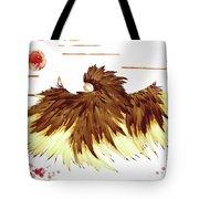 Dance Veteran Tote Bag