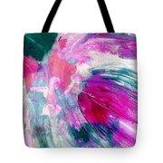 Dance With Joy Tote Bag