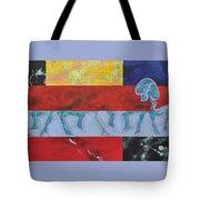 Dancefloor Tote Bag
