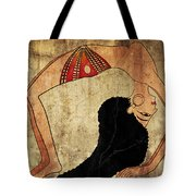 dancer of Ancient Egypt Tote Bag