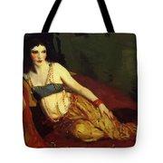 Dancer Of Delhi Betalo Rubino 1916 Tote Bag