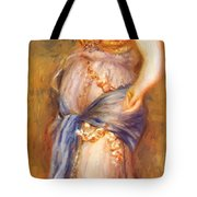 Dancer With Castanettes 1909 Tote Bag