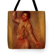 Dancer With Castenets 1895 Tote Bag