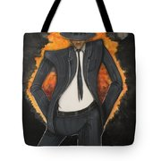 Dancer2 Tote Bag