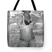 Dancers On The Street Tote Bag