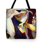 Dances Tote Bag by Arthur Bowen Davies