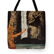 Dances With Death Tote Bag