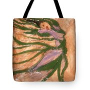 Dancing - Tile Tote Bag