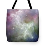 Dancing Angels Tote Bag