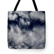 Dancing Clouds Tote Bag