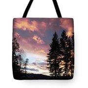 Dancing Clouds Tote Bag