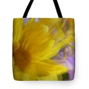 Dancing Daisy Tote Bag