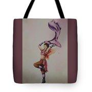 Dancing Fairy Tote Bag