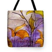 Dancing Flora Tote Bag